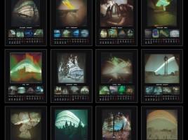 Kalendarz solarigraficzny 2014