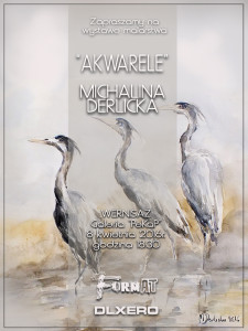 AKWARELE - Michalina Derlicka