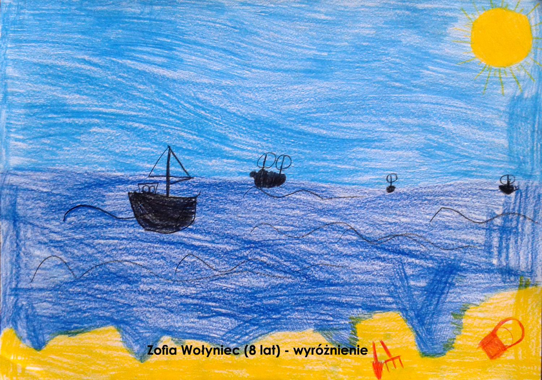 Zofia Wołyniec - wyróżnienie
