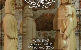 """""""DREWNIANE"""" KAZIMIERZA ZAWISZY"""